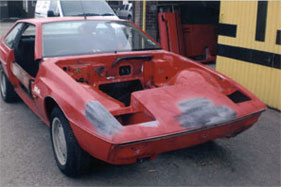 Lotus Excel - restoration